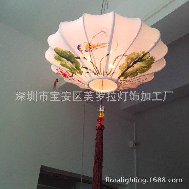 Aliexpress Buy Wholesale Chinese lanterns painted chandelier – Chinese Lantern Chandelier