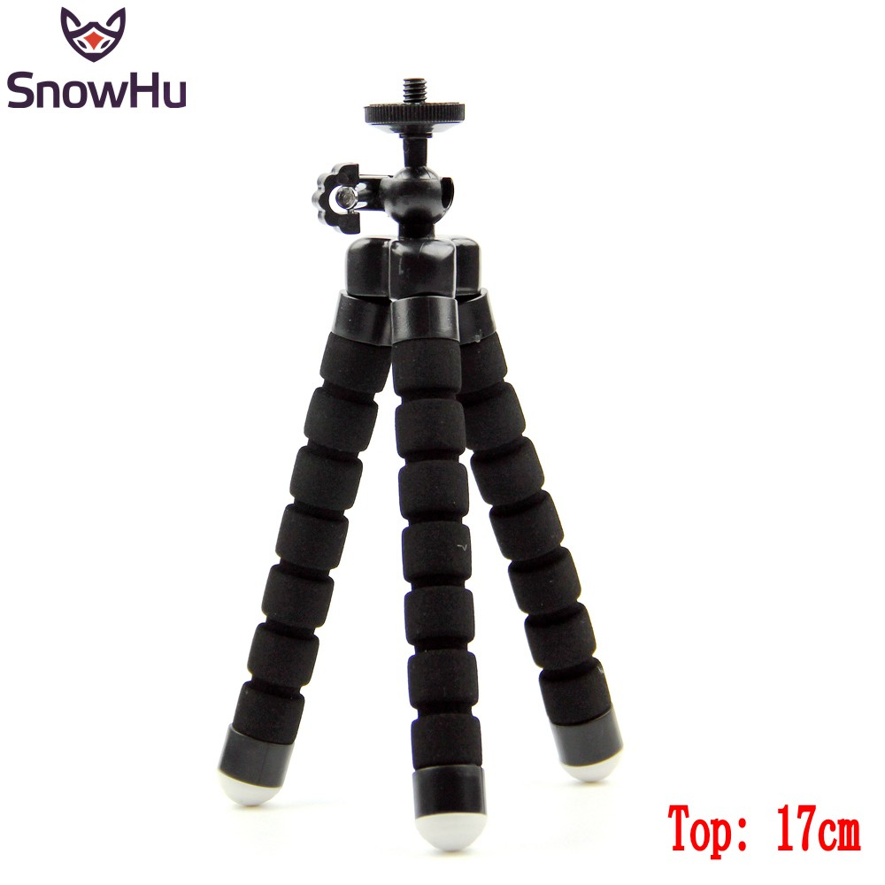 SnowHu New flexible Flexible font b Leg b font Mini font b Tripod b font for