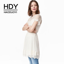 c3a0f2cf76591 Sheer Short White Dress Promotion-Shop for Promotional Sheer Short ...