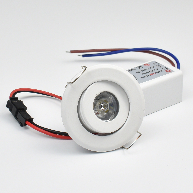 1 stks Dimbare LED Verzonken Downlight 1 W 3 W 5 W 7 W 90-770lm Cut - Binnenverlichting - Foto 2