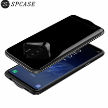 SPCASE 4200/5200 mAh External Battery Cases For Samsung Galaxy S9 S9 Plus Ultra Thin Portable Backup Power Bank Charger Cover