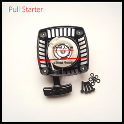 Pull Starter metal claw core fit 23cc 26cc 29cc 30.5cc Engine Zenoah CY for 1:5 HPI Rovan KM Baja 5B 5T 5SC