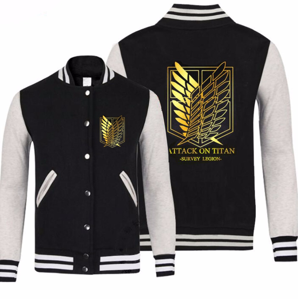 Attack on titan wings of freedom jacket
