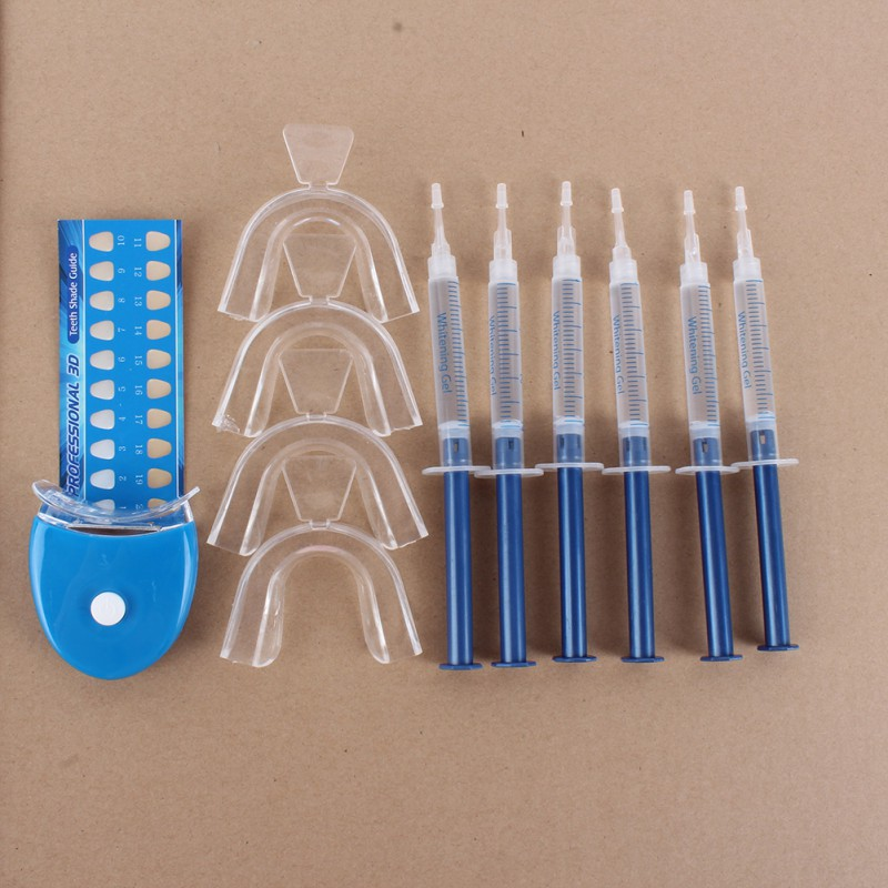 Professional Teeth Whitening 44% Peroxide Dental Bleaching System Oral Gel Kit Tooth Whitener 3