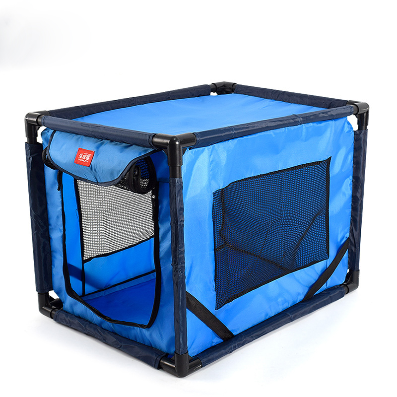 Pet Car Dog Transport Box Cage Dog Carrying For Small And Medium Dogs Transportin Folding Pet Tent Cage Dog Cat Tent Playpen
