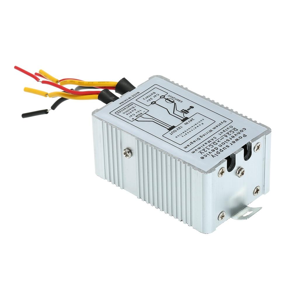 Onduleur de puissance 40V à 40V DC DC pour voiture, dispositif de  Conversion 40a