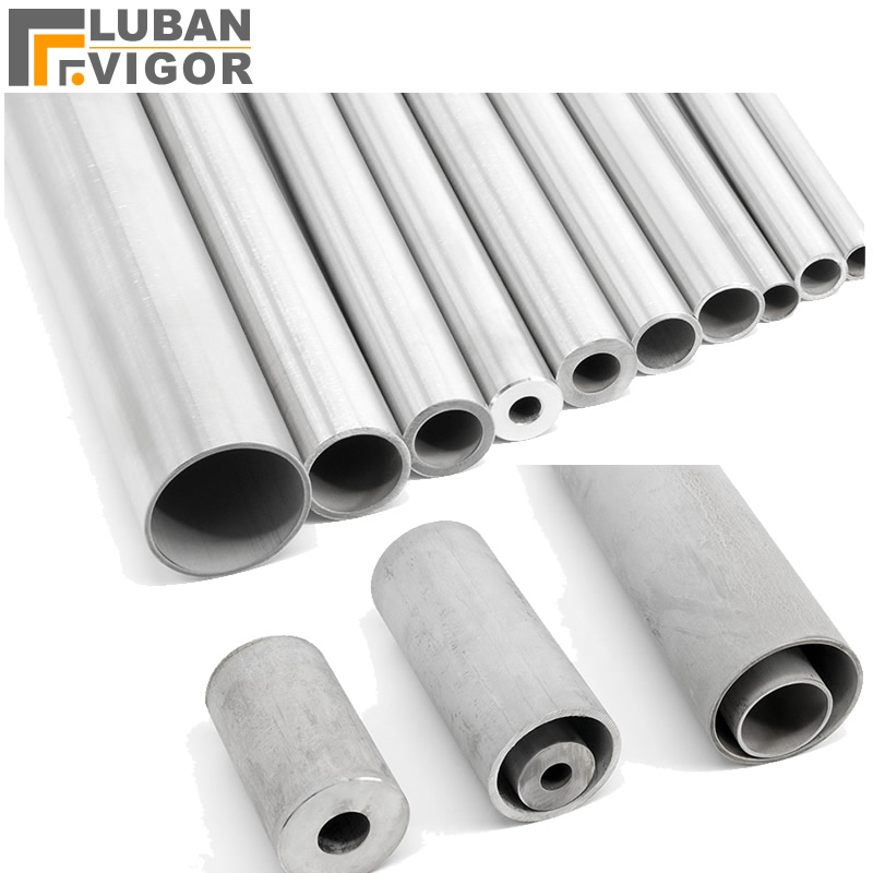 Customized product Seamless 304 stainless steel pipe outer diameter 25mm wall thickness 2mm