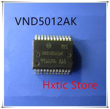 10PCS/LOT VND5012AK VND5012 HSSOP24