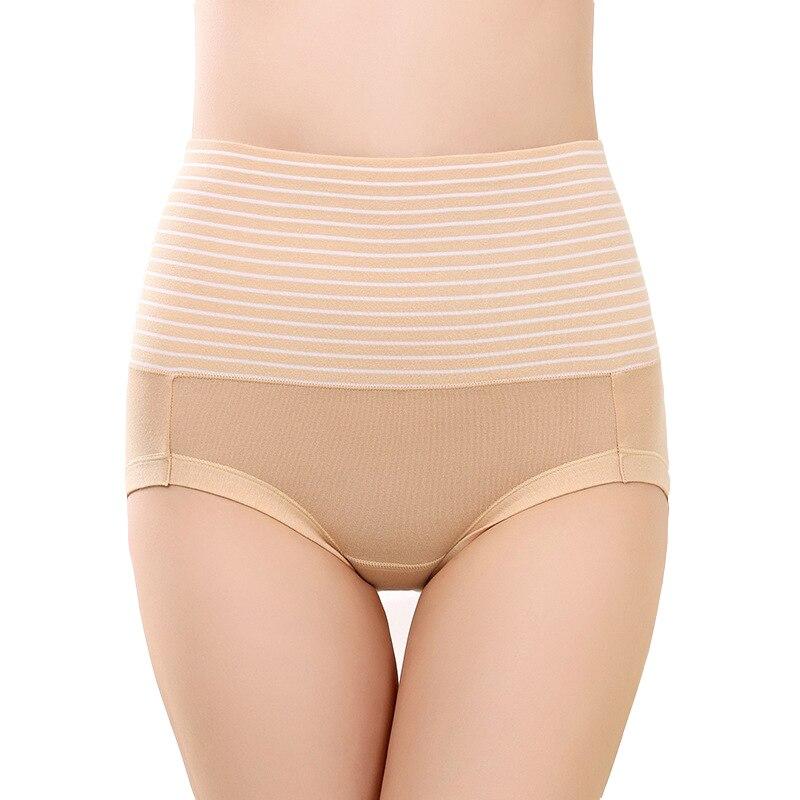 Loneyshow 4 Pcs Per Set Femme Cotton Sexy Comfortable Briefs Paisley Skinny Mid Waist Women Underwear Intimates