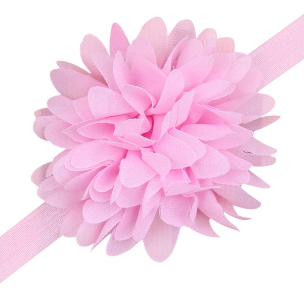 Kids Baby Girls Toddler Lace Flower Headband Hair Band Headwear Accessories