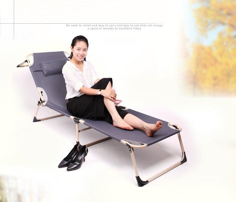 Joli Soleil Moveis Transat Cama plissé Mueble Patio canapé extérieur Salon De Jardin meubles De Jardin lit pliant Chaise longue
