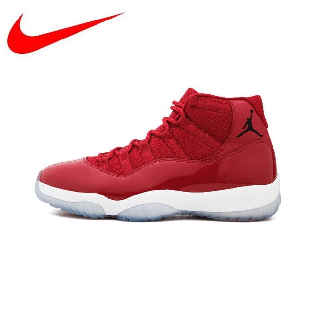 e835b582c66 Original Nike Air Jordan 11 Retro Win Like 96 Men s Basketball Shoes ...