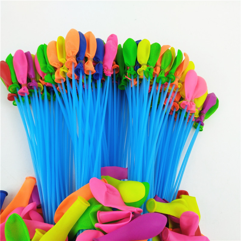 333/555/1555pcs collocation Set Summer Magic Bombs Filling Water Balloons Toys water ballonnen Outdoor Games For Kids Funny Toys