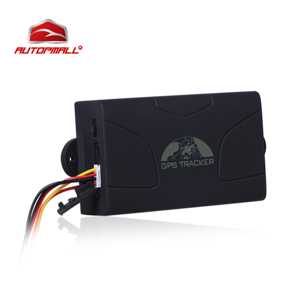 Auto GPS Tracker TK104B GPS104B GSM Location Real time Tracking Car Tracking Device Powerful Magnet Built in 6000mA Battery