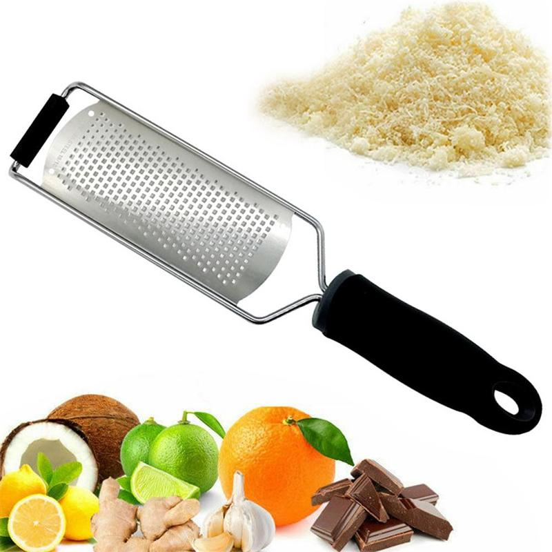<font><b>Cheese</b></font> Butter Slicer <font><b>Grater</b></font> Slicer Lemon <font><b>Citrus</b></font> <font><b>Zester</b></font> Tool Kitchen Cooking Tool image