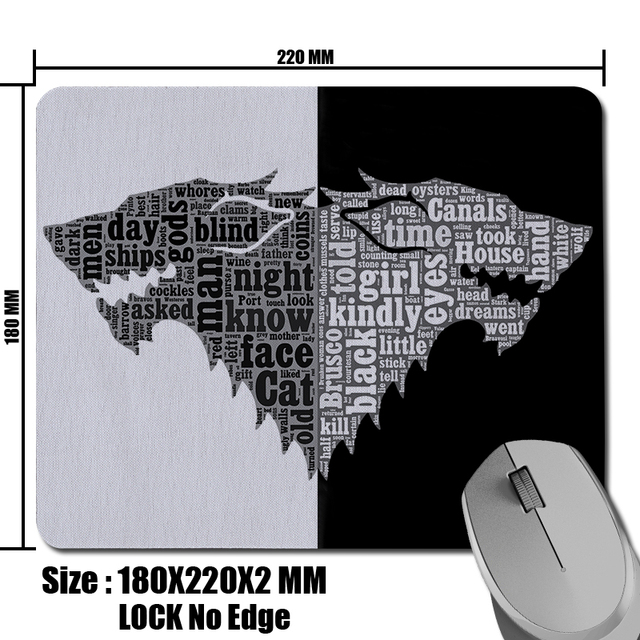 Stark Hear My Roar Mousepad
