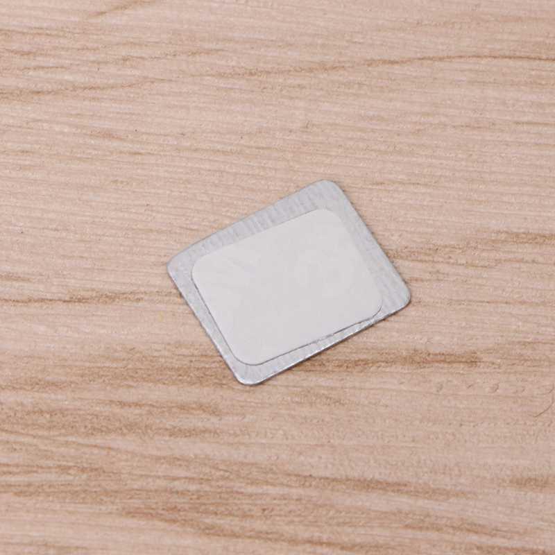 HUAMIANLI 10pcs Empty Magnetic Eyebrow Powder Pot Tin Palette Pans DIY Eyeshadow New