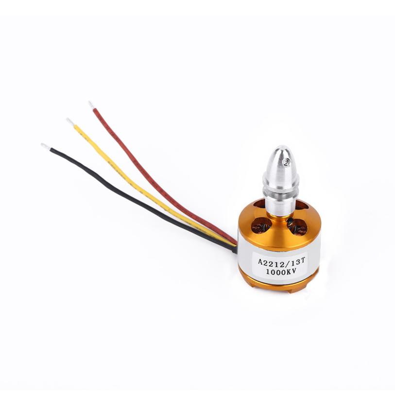 RC Helicopter parts A2212 1000Kv Brushless Drone Outrunner Motor For Aircraft Helicopter Quadcopter Mini Drone part  цены