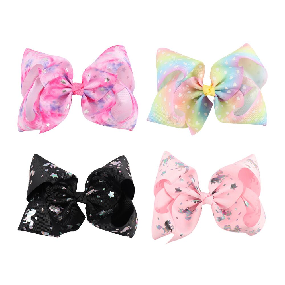 Ladies Womens Girls Kids Pink Satin Bow Effect Alice Band Head Band