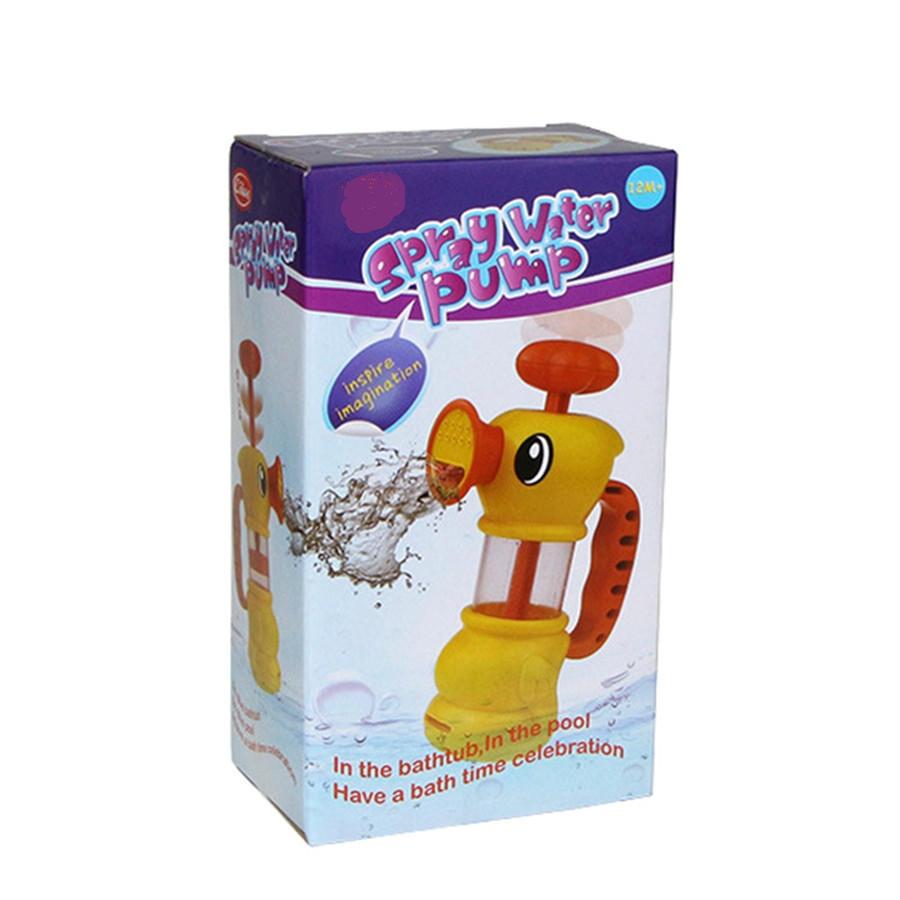 Baby Bath Toys Children Duck Shower Faucet Bath Toy Gift Kids Toy ...