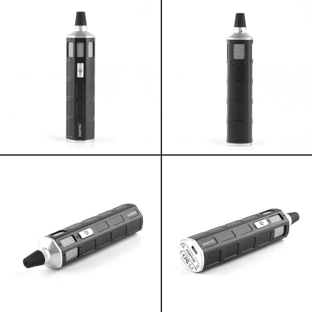 Nouveau Ciggo Herbstick O2 vaporisateur à base de plantes 0.5-1.0ohm 2200 mah batterie Variable bauway relax vapeur stylo herbe sèche Pro e cigarette kit - 6
