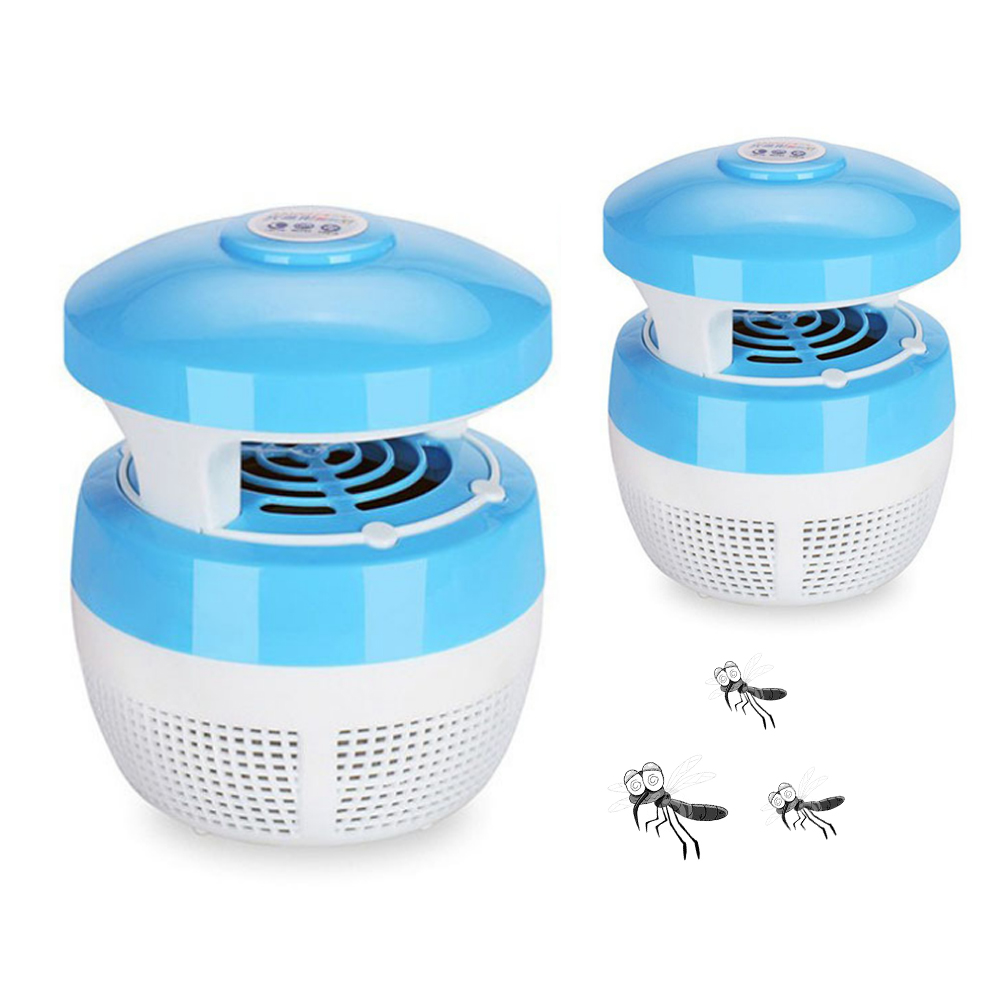 Mosquito Killer Lamp 220V 5W LED USB Charge mosquito killer Light LED Trap Pest Insect Wasp Killer Lamps For Indoor Night Lights mosquito killer lamp led trap pest insect