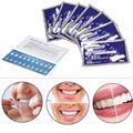 14 unidades/7 pack Higiene Bucal Dientes Tiras de Blanqueamiento Dental Profesional Doble Blanco Tiras de Dientes Gel Blanqueador de Dientes