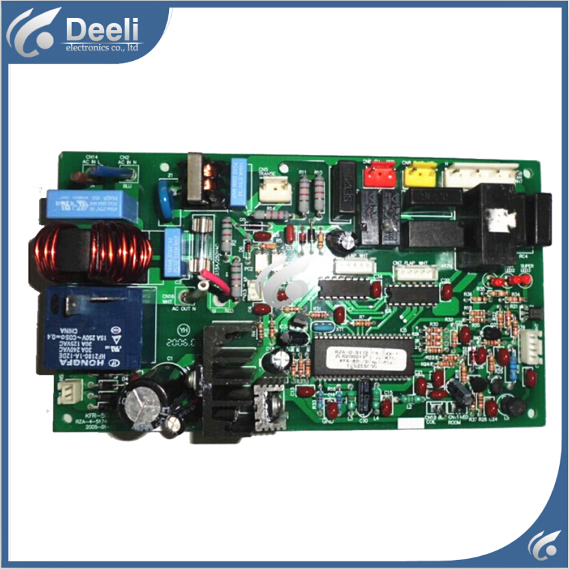 95% new good working for air conditioning Computer board KFR-50L-39BP RZA-4-5174-245-XX-0 module good working цена и фото