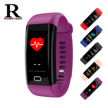 Smart Watch RollsTimi USB charge Blood Pressure Sport Men Wristwatch WearableDevices android IOS bluetooth Digital Watch For men smart watches rollstimi usb charge sports men digital watch heart rate monitoring function for android ios bluetooth watch women