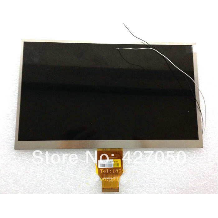 10 1 Inch GOCLEVER TAB R104 GCR104 Tablet 1024 600 TFT LCD Display Screen Replacement Panel