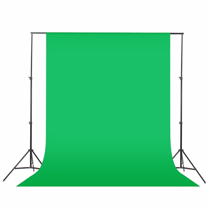2x6meter Photography studio Screen Chroma key Background Backdrop Non Woven Black Green White Photo background for Photo Studio supon 6 color options screen chroma key 3 x 5m background backdrop cloth for studio photo lighting non woven fabrics backdrop