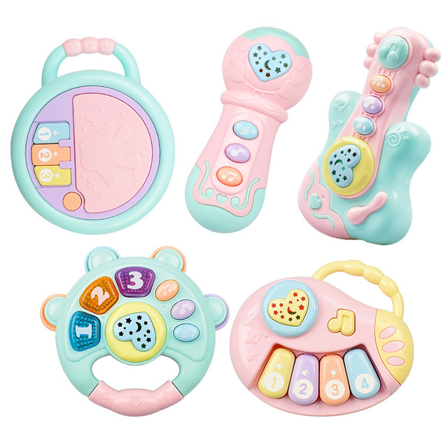 Musical Educational Toys for Toddlers Baby 0 24 Months