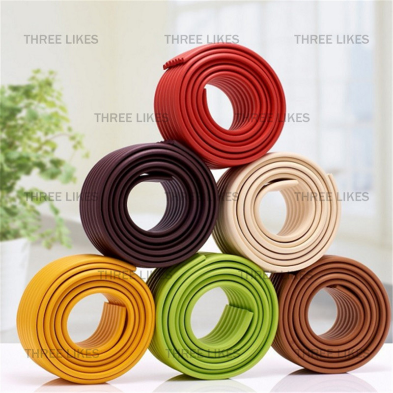 2 Wheel Self Balancing Electric Scooter Anti Scratch Guard Hoverboard Protective Strip Bumper Glass Table Child Protection Strip