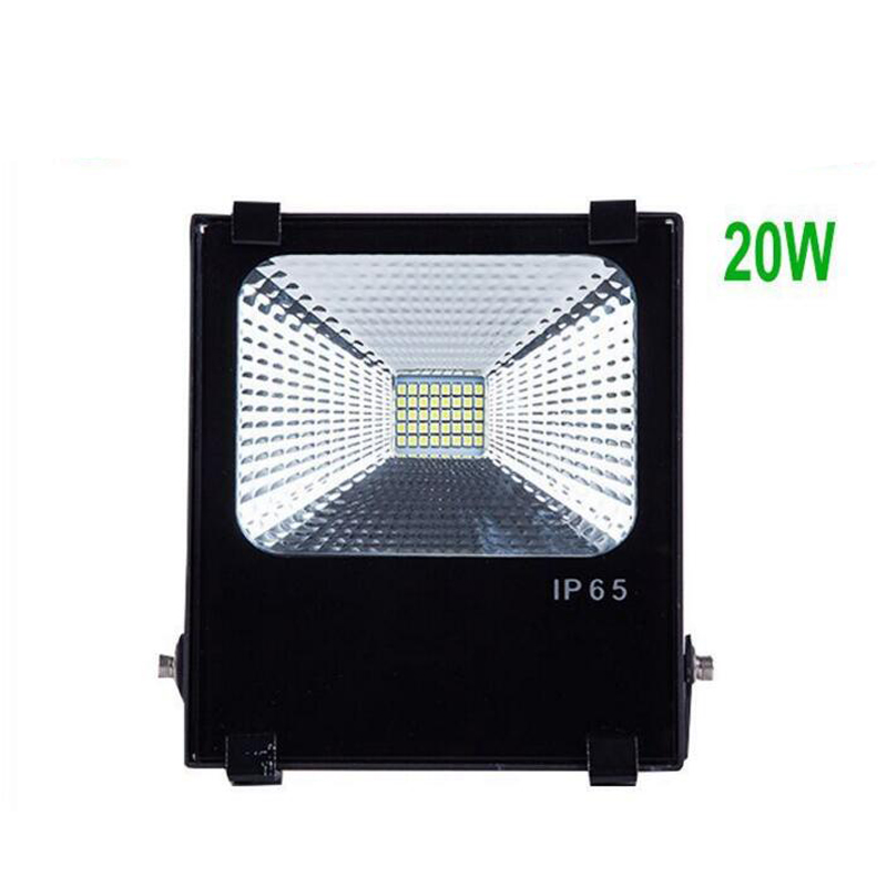 4pcs/lot Led Flood Light Outdoor Floodlight Lamp LED 50W 100W 150W 200W SMD 5054 Led Spotlight Warm/Cold White IP65 waterproof