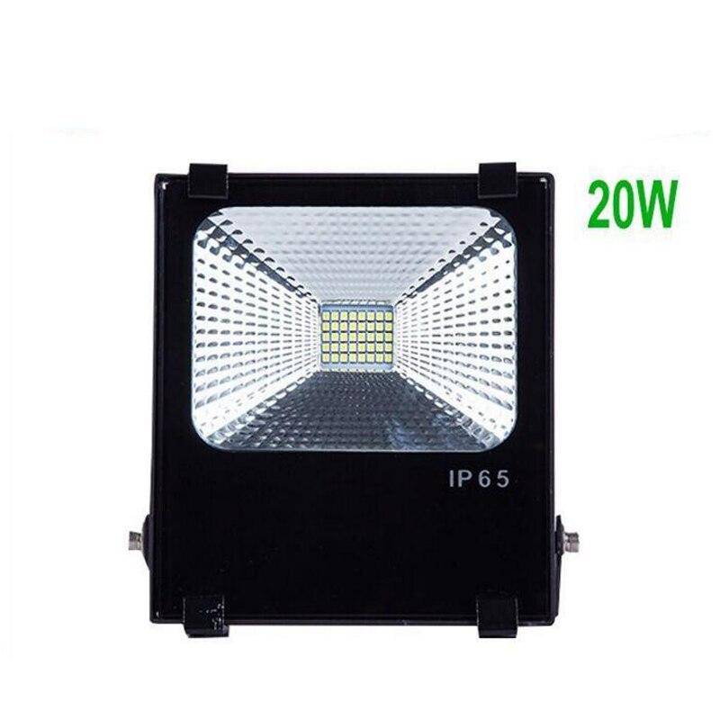 4pcs/lot Led Flood Light Outdoor Floodlight Lamp LED 50W 100W 150W 200W SMD 5054 Led Spotlight Warm/Cold White IP65 waterproof