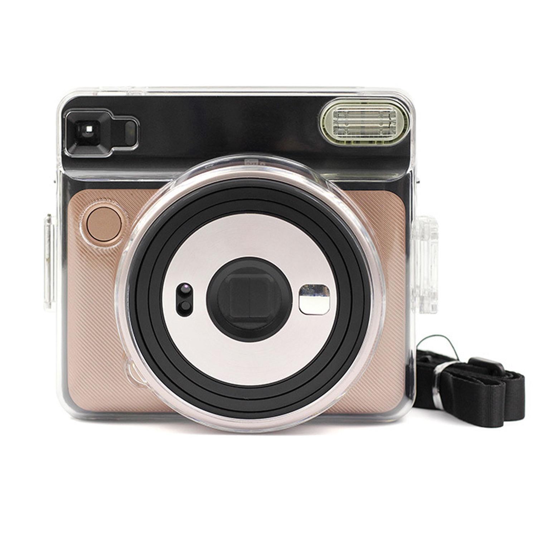 Couro PU Caso Bolsa para Fujifilm Instax