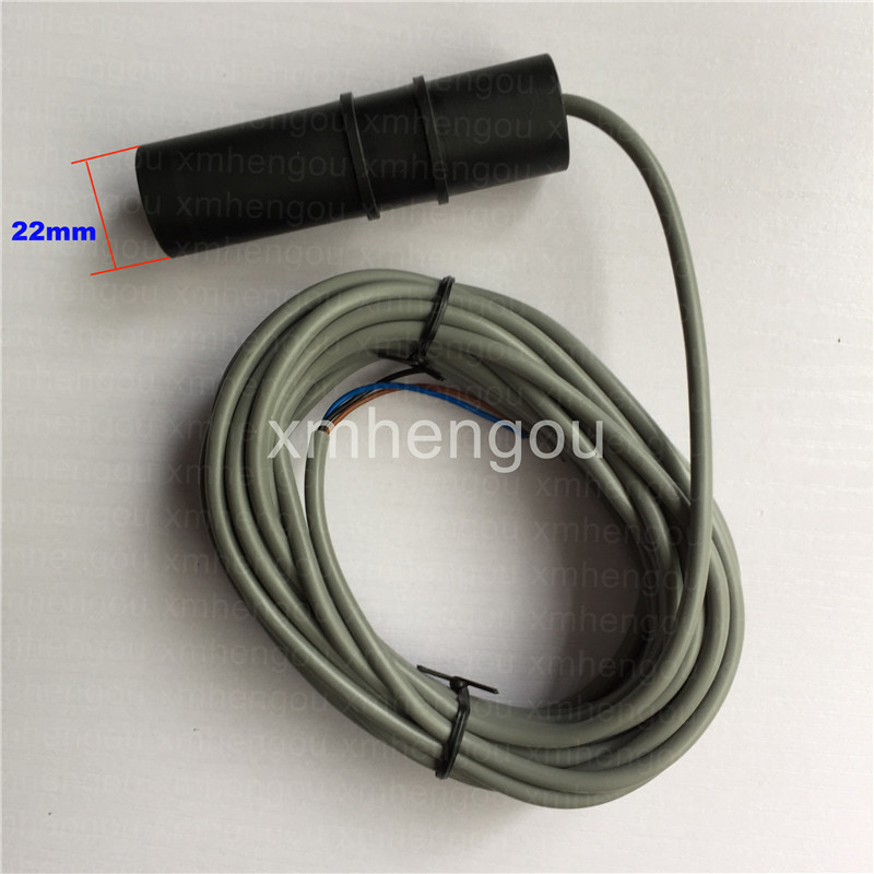 1 Pieces free shipping high quality heidelberg imported water level sensor 61.198.1553 for CD102 SM102 printing machine 1 piece water sensor for heidelberg sm102 cd102 machine