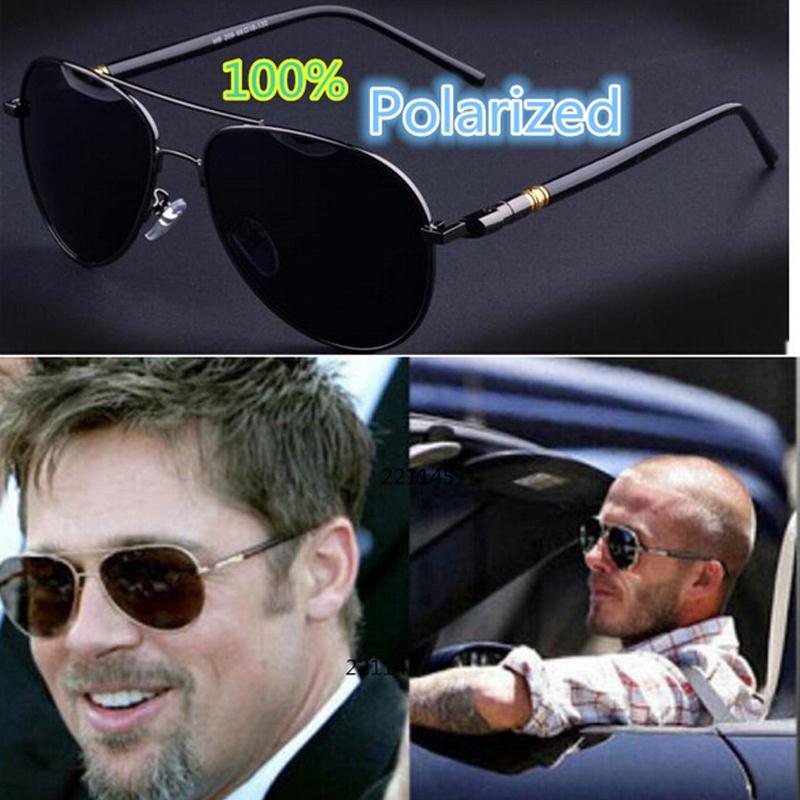 Мода 2017 г. Лето Для мужчин поляризованных солнцезащитных очков ретро De Sol masculino очки для вождения UV400 gafas-де-сол солнцезащитные очки для Для му...