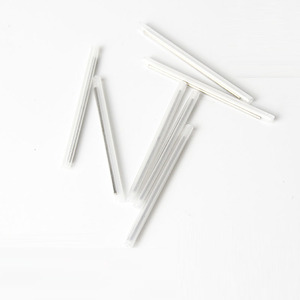 Image 2 - 1000PCS/bag 45MM Optical Fiber Heat Shrinkable Cable Splice Protection Sleeves Heat Shrink Tube 40mm Fiber heat shrinkable tube