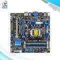 Для Asus P8Z77-M PRO Original Used Desktop Материнских Плат Для Intel Z77 Socket LGA 1155 Для i3 i5 i7 DDR3 32 Г SATA3 USB3.0 uATX