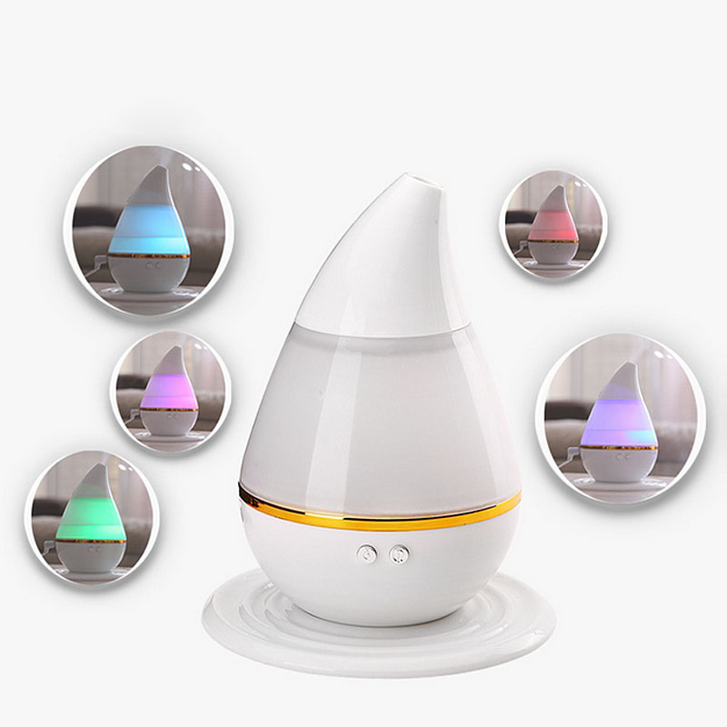 Air Freshener Reliable Creative 3 In 1 M11 Cup Humidifier Essential Oil Diffuser Aroma Lamp Led Night Light Usb Fan Aromatherapy Air Freshener Fogger Traveling