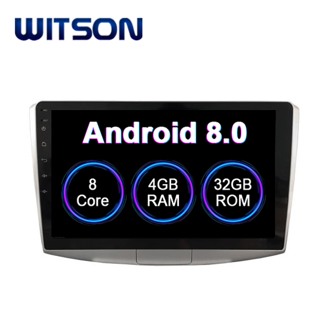 "WITSON Android 8.0 10.2"" CAR DVD PLAYER GPS For VOLKSWAGEN MAGOTAN/PASSAT B7 2010-2016  CAR DVD AUDIO SYSTEM WITH GPS CAR AUDIO"
