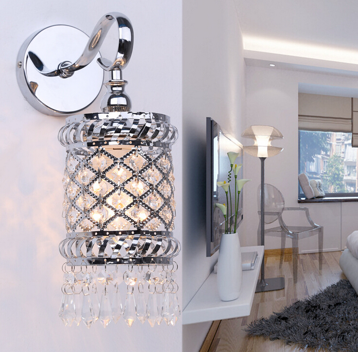 Bathroom Chandelier Sconces compare prices on crystal bathroom sconces- online shopping/buy