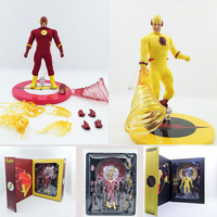 6inch Mezco One:12 The Flash DC Comics The Flash PVC Action Figure Collection Toys Kids Gifts