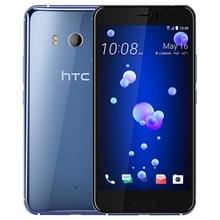 HTC U11 64 GB ROM 4 GB RAM double Sim Original débloqué LTE Android 5.5 «12MP & 16MP Octa Core Snapdragon 835 NFC empreinte digitale type-c