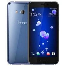 HTC U11 64 Гб ПЗУ 4 Гб ОЗУ две Sim-карты Оригинальный разблокированный LTE Android 5,5