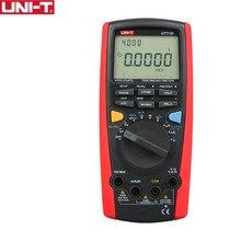 UNI-T UT71D Akıllı Multimetre True RMS Dijital Volt Amp Ohm Kapasite Ölçer Termometre USB Arayüzü PC Yazılımı