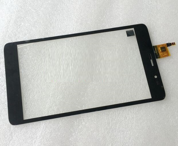 New 7 Tablet for teXet X-force 7 3G / TM-7065 Touch screen digitizer panel replacement glass Sensor Free Shipping