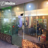 White Color Smart Films PDLC film switchable glass / smart glass Film A4 Sample