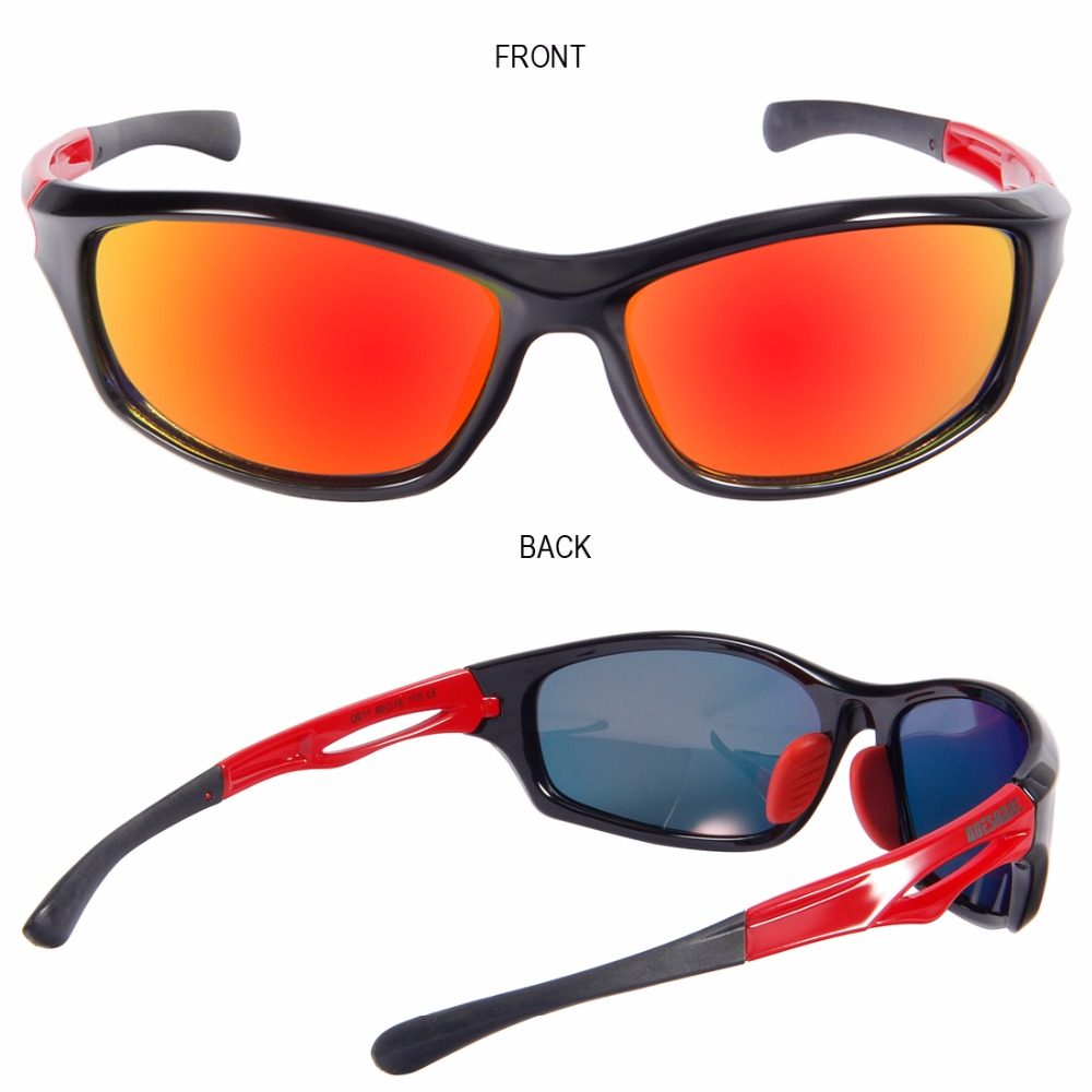 Queshark Professional Men Women UV400 Protection Polarized ...